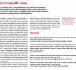 Naslovnica i članak u BIZdirektu